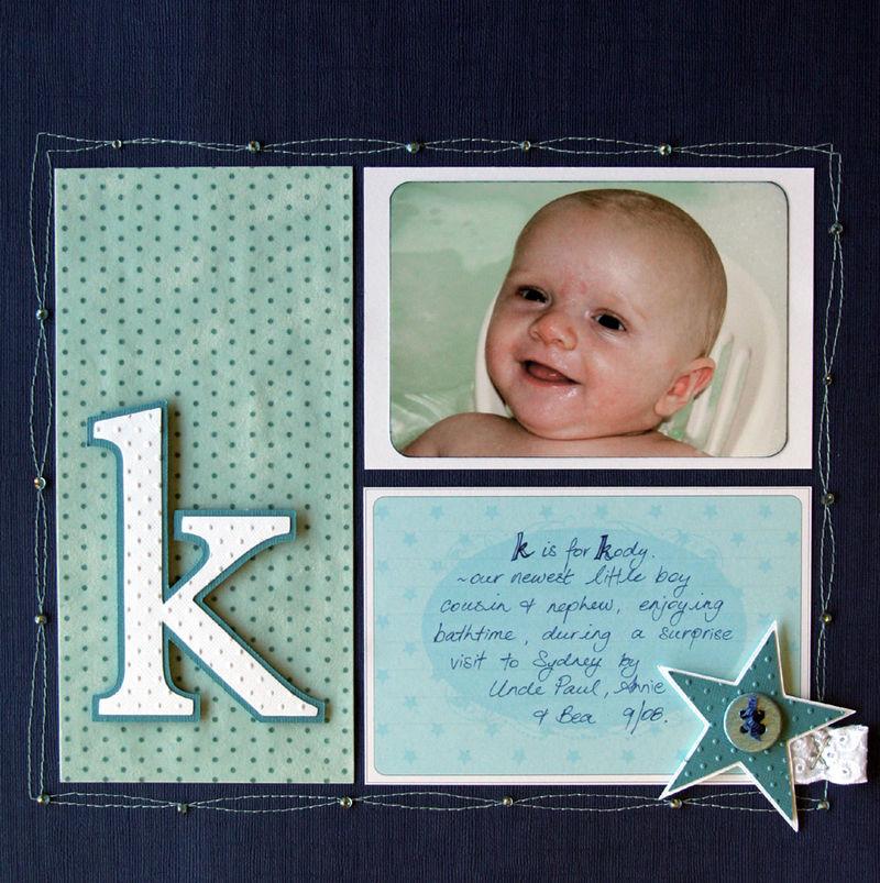 K layout
