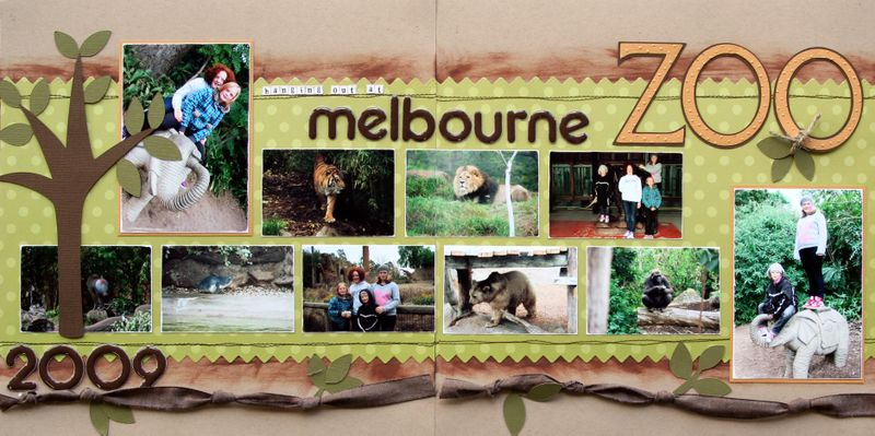 Double layout zoo