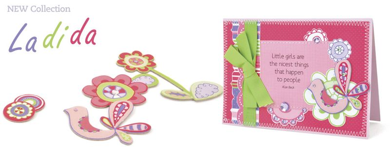 La-dida-scrapbooking-collection