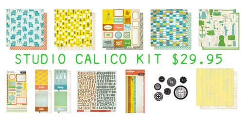 Studio calico kit